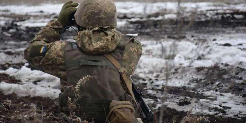 Загострення на Донбасі: один військовий загинув, двоє поранені