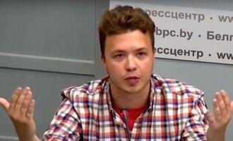 Роман Протасевич на брифинге в Минске заявил, что его родители в заложниках