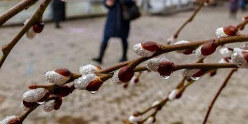 Весна знову відкладається. Вдарять нічні морози
