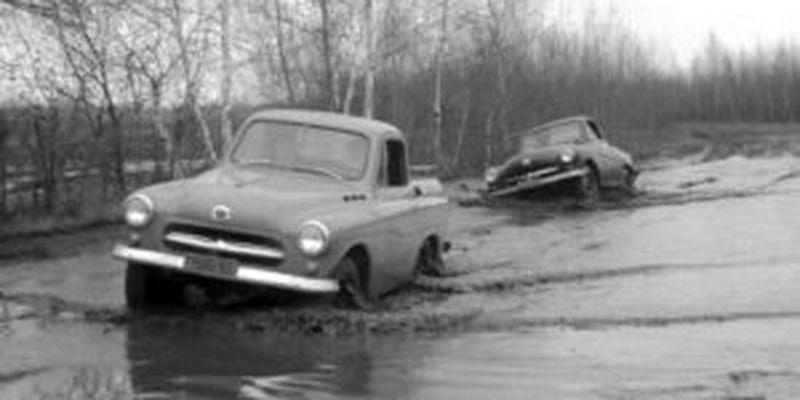 Советский Suzuki Jimny: невероятный ГАЗ-М73 «Украинец» на базе «Москвича»