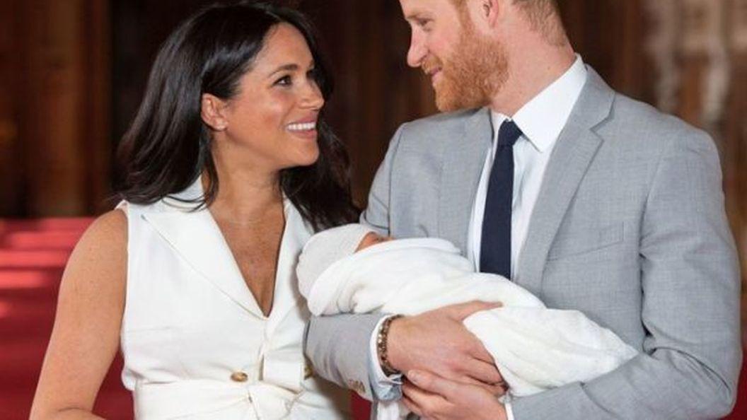 Меган Маркл з новонародженим принцом планують першу подорож