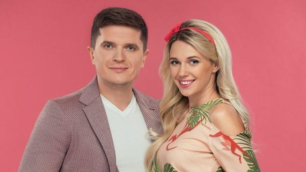 У шоу «Ранок з Україною» новые ведущие: Анатолий Анатолич и Мария Мельник
