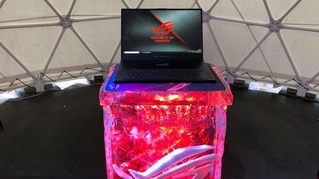 Новые ноутбуки ASUS ROG, ZenBook и VivoBook своими глазами