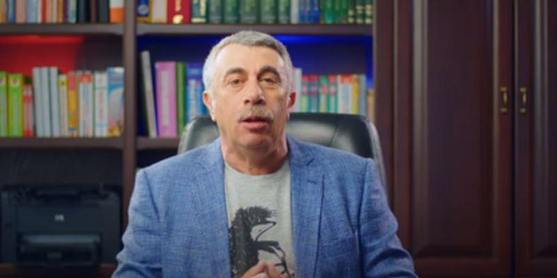Комаровский назвал главные меры профилактики коронавируса