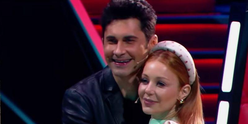 Тина Кароль призналась, что почувствовала, выступая дуэтом с Даном Баланом