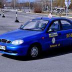 Дарницька автомобільна школа, Товариство сприяння оборонi України