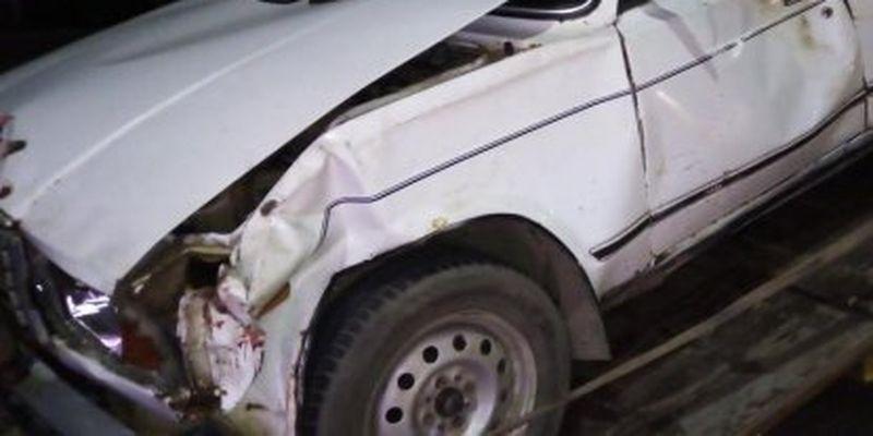 На Одещині затримали п'яного водія, який втік з місця ДТП