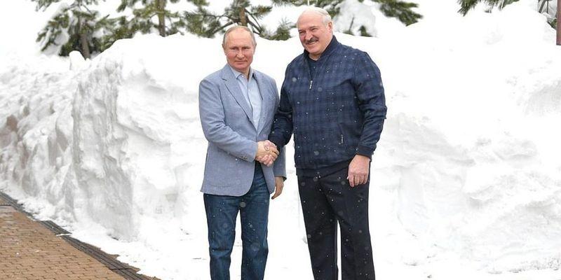 Путин сравнил Союзное государство с Беларусью с Евросоюзом