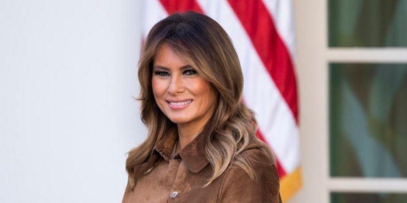Самые эффектные образы Мелании Трамп на посту первой леди США. Фото