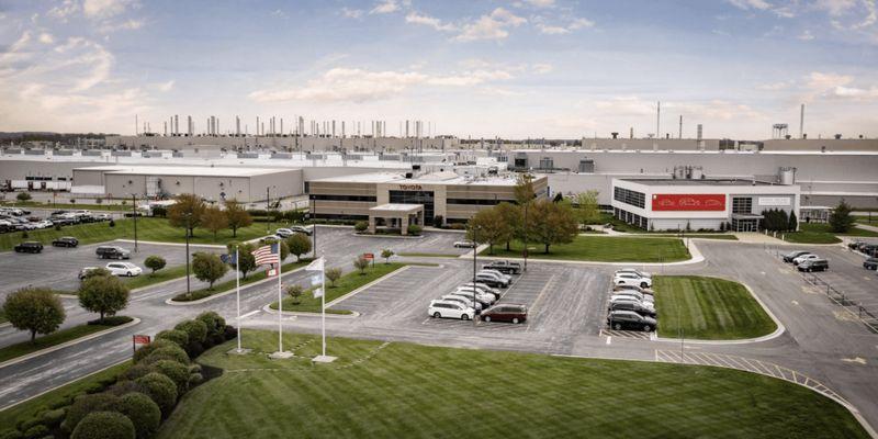 Toyota збиратиме електричні позашляховики в США: у виробництво інвестують 803 млн доларів
