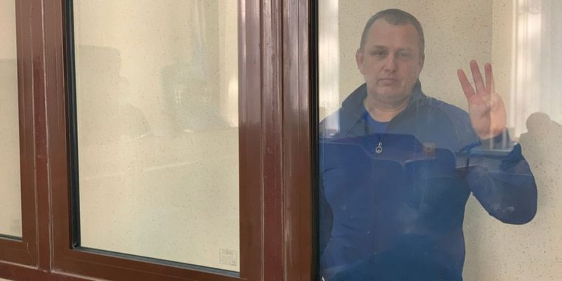Кримський «суд» продовжив арешт журналіста Єсипенка до 11 липня