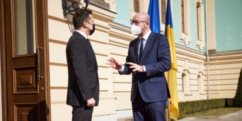 Зеленский предложил ЕС ввести санкции за произвол в Крыму
