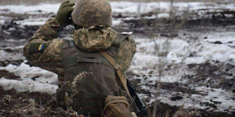 Біля Водяного російські окупанти гатять по українських бійцях із гранатометів