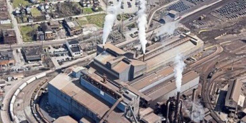 Американская U.S. Steel отказалась от модернизации меткомбината в Пенсильвании