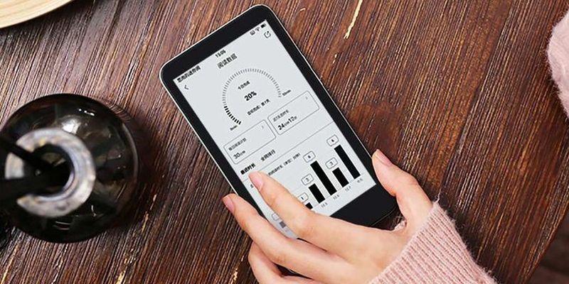 Xiaomi представила электронную книгу InkPalm 5