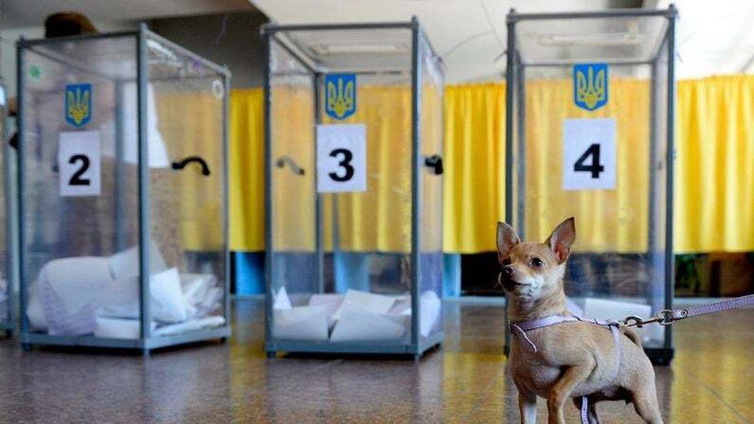 Ресторатор, шоумен, врач: за кого проголосовал Киев