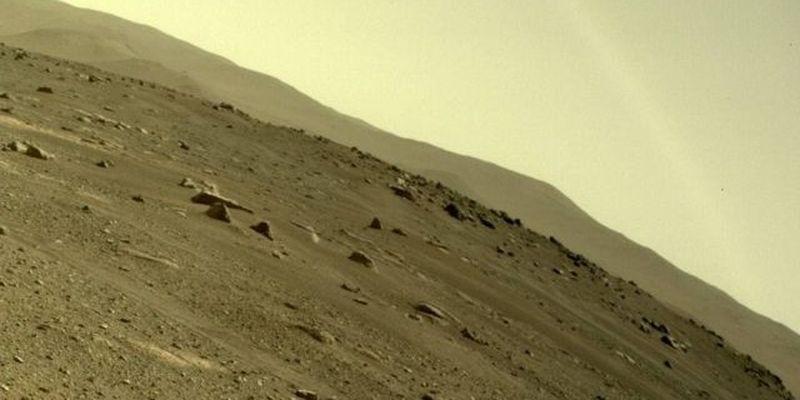 В NASA опровергнули слухи о «радуге» на Марсе