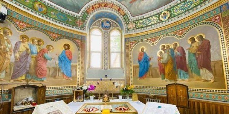 На Буковине ограблен храм УПЦ