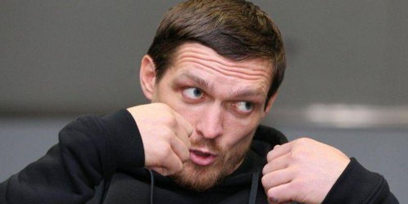 Промоутер розповів, колі відбудеться бій Усика проти британського боксера