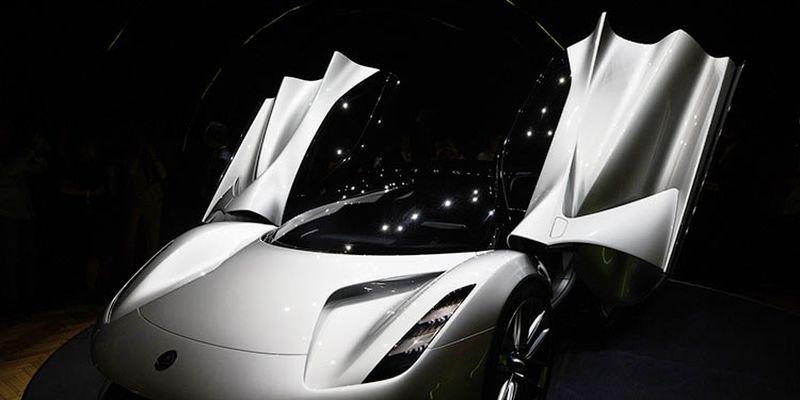 Lotus готується вийти на електромобільний ринок Китаю: першою моделлю стане Evija