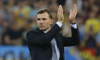 Шевченко попал в список лучших тренеров сборных десятилетия по версии IFFHS