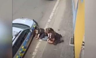 """""""Чешский Флойд"""": в Чехии после задержания полицией умер ром"""