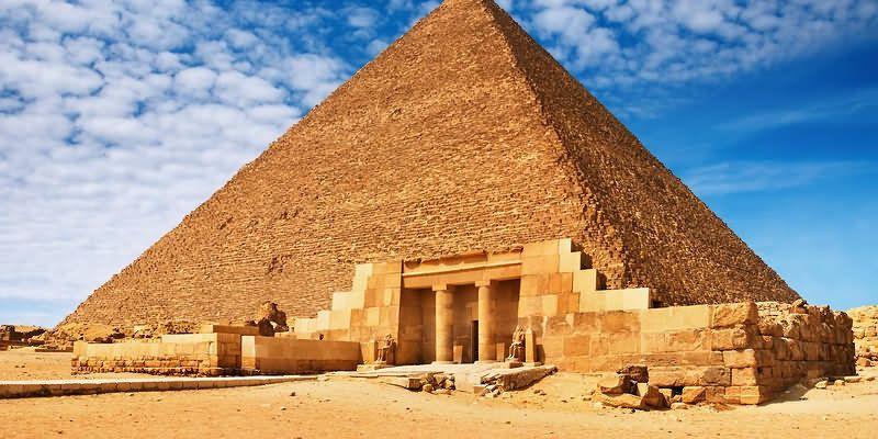 Пирамиды строили не египтяне. А кто же тогда?