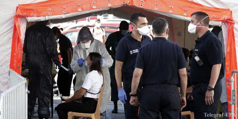 Пандемия COVID-19: Во Франции и Италии фиксируют рекордные суточные приросты заражений