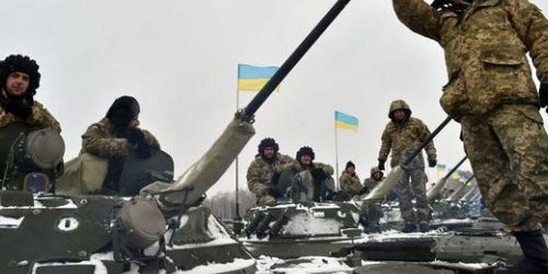 Известно, сколько в Украине участников боевых действий