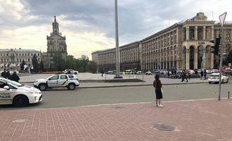 """""""Заминирование"""" Майдана Незалежності: в метро и на площади взрывчатку не нашли"""
