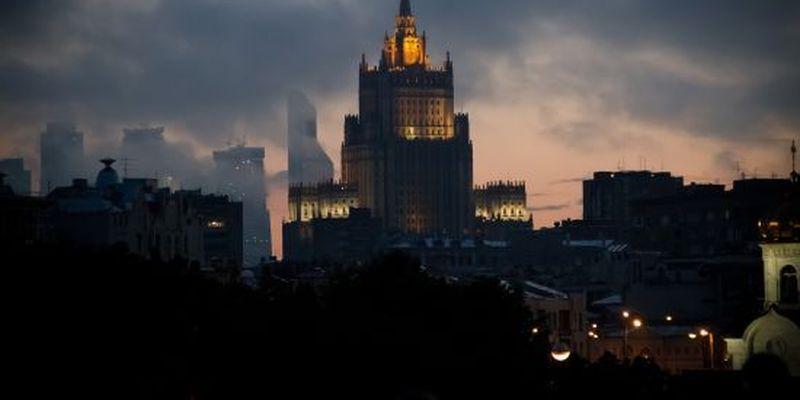 МЗС Росії знайшло позитив у підписанні пакту Молотова-Ріббентропа