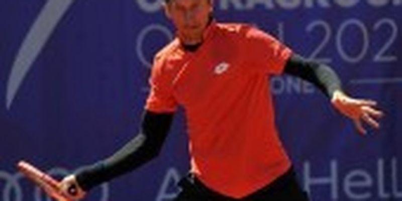 Тенісист Стаховський став переможцем кваліфікації турніру в Празі