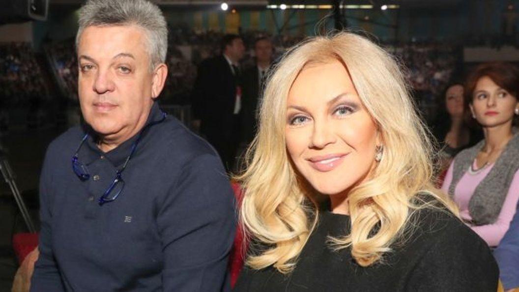 «Жиртрест!» Игорь Лихута публично оскорбил жену Таисию Повалий