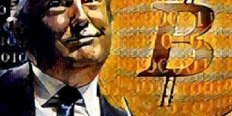 Дональд Трамп: биткоин похож на конкурирующую с долларом аферу