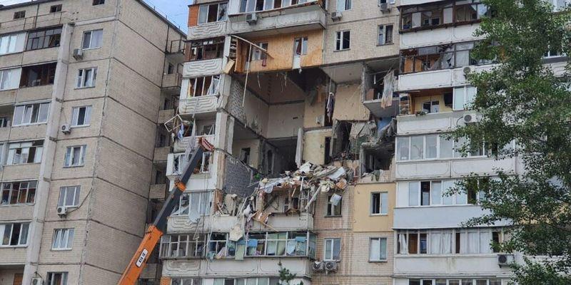 Взрыв дома на Позняках: в КГГА рассказали, когда вернут вещи бывшим жильцам квартир