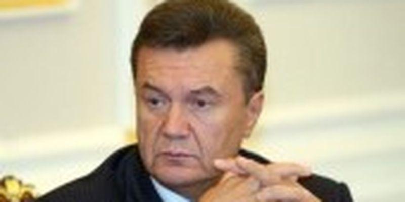 Янукович готовий по відеозв'язку свідчити у справі про окупацію Криму