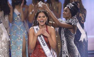 Титул «Мисс Вселенная» получила представительница Мексики