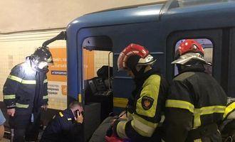 ЧП в столичном метро: стало известно о состоянии пострадавшего пассажира
