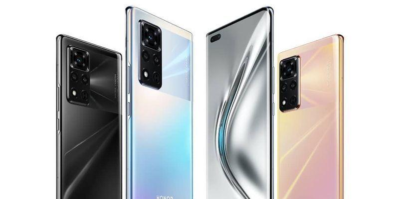 Тройная камера на 50 МП и быстрая зарядка на 66 Вт: Honor представил первый флагман без помощи Huawei