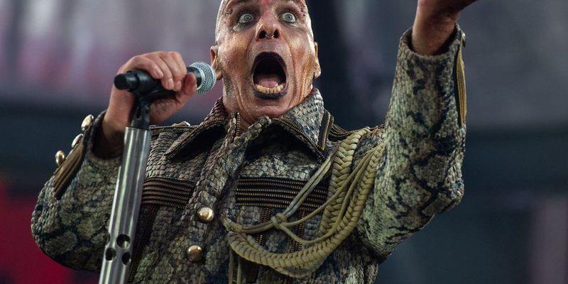 Тилль Линдеманн из Rammstein перепел на русском песню Марка Бернеса