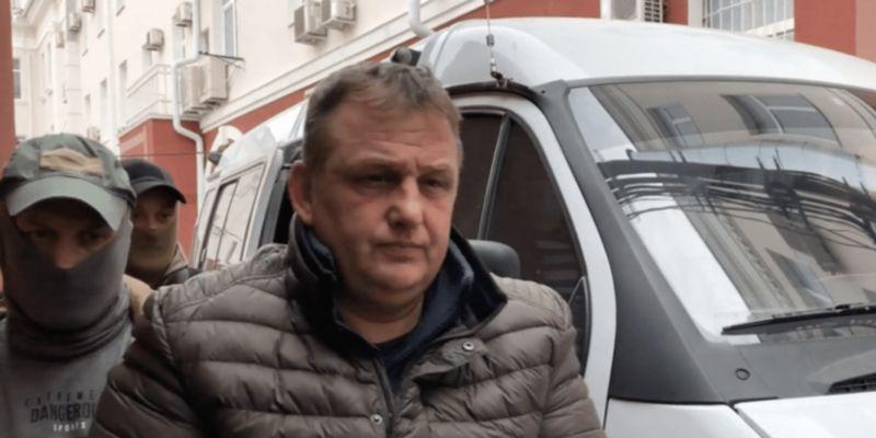 В окупованому Криму журналісту Єсипенку висунули нові звинувачення