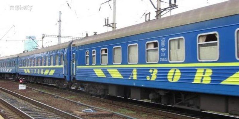 Жестоко избитая пассажирка поезда Мариуполь-Киев сумела вырваться из лап насильника