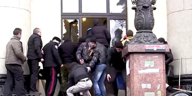 В Харькове отметили годовщину освобождения ОГА