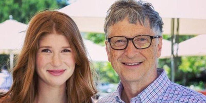Дочь Билла и Мелинды Гейтс прокомментировала развод родителей