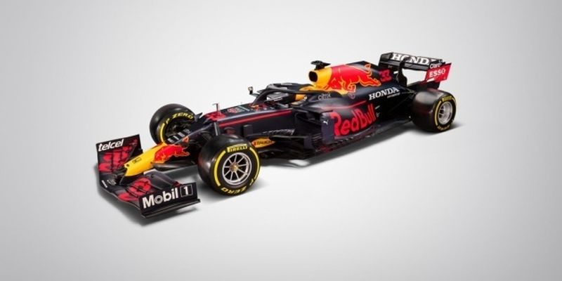 «Ред Булл» представил новый болид на сезон «Фрмулы-1»