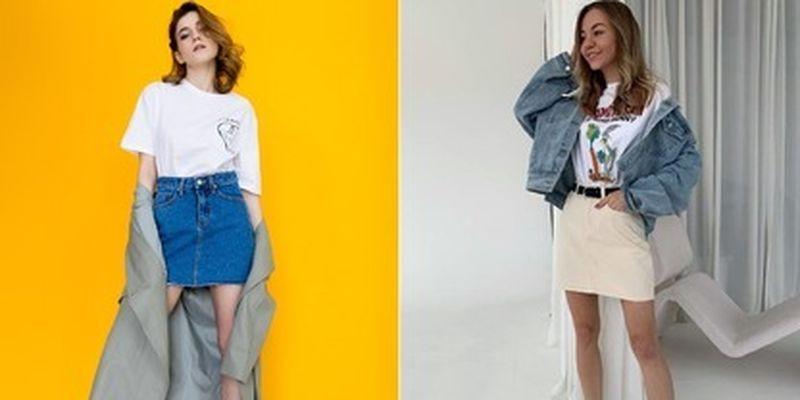 Как носить юбку мини и не выглядеть вульгарно: 7 стильных луков на лето/Она станет незаменимой вещью в вашем гардеробе