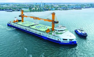 «Нібулон» встановив декілька рекордів із експорту у 2020/21 МР