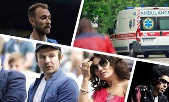 Итоги дня 12 июня: помощь США Украине, Вакарчук разводится, ЧП на матче Евро-2020