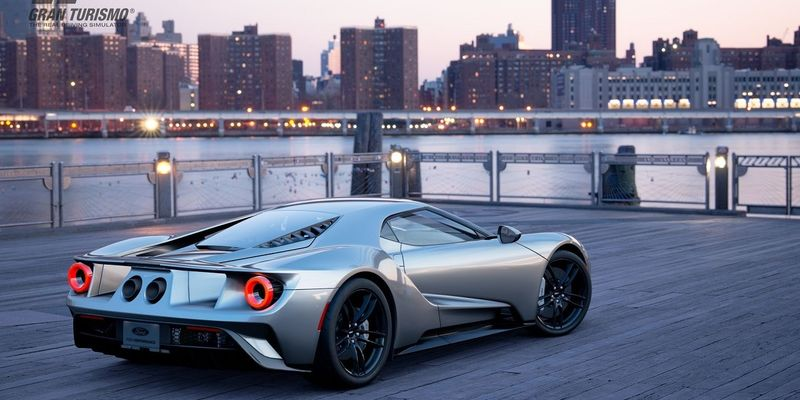 Выход Gran Turismo 7 перенесли на следующий год