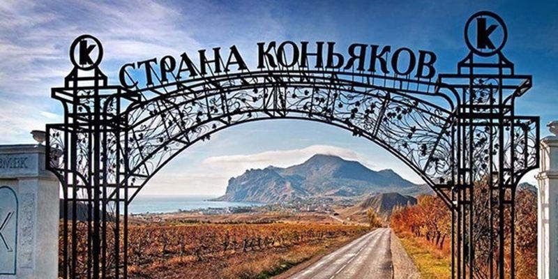 Россия выставила на продажу крымский завод Коктебель